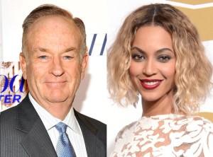 Bill O vs Beyonce