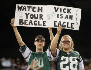 vick haters