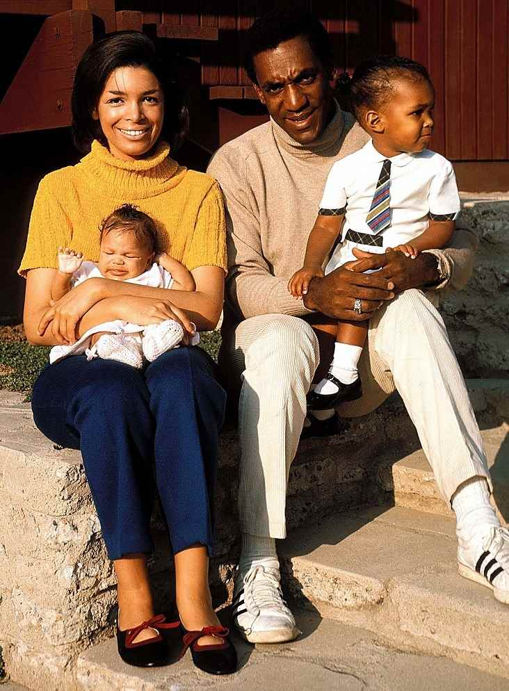 Bill Cosby Real Life Children Camille-and-bill-cosby-with-